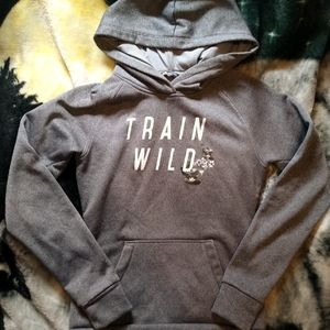 The North Face Train Wild Graphic Fleece Hoodie